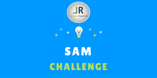 Software Asset Management challenge License-Reporter