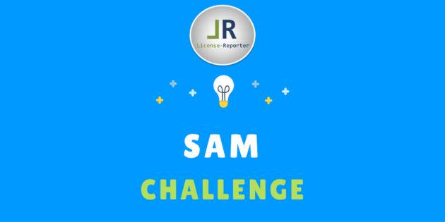 Software Asset Management challenge License-Reporter